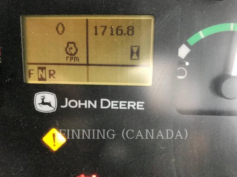 JOHN DEERE アーティキュレートトラック 370 E equipment  photo 6