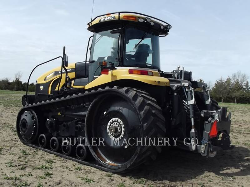 AGCO-CHALLENGER TRACTORES AGRÍCOLAS MT845C equipment  photo 7