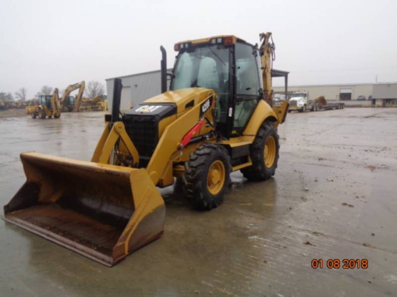 CATERPILLAR バックホーローダ 420FST equipment  photo 20