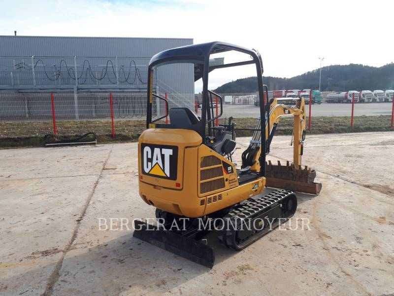 CATERPILLAR KOPARKI GĄSIENICOWE 301.7D equipment  photo 4