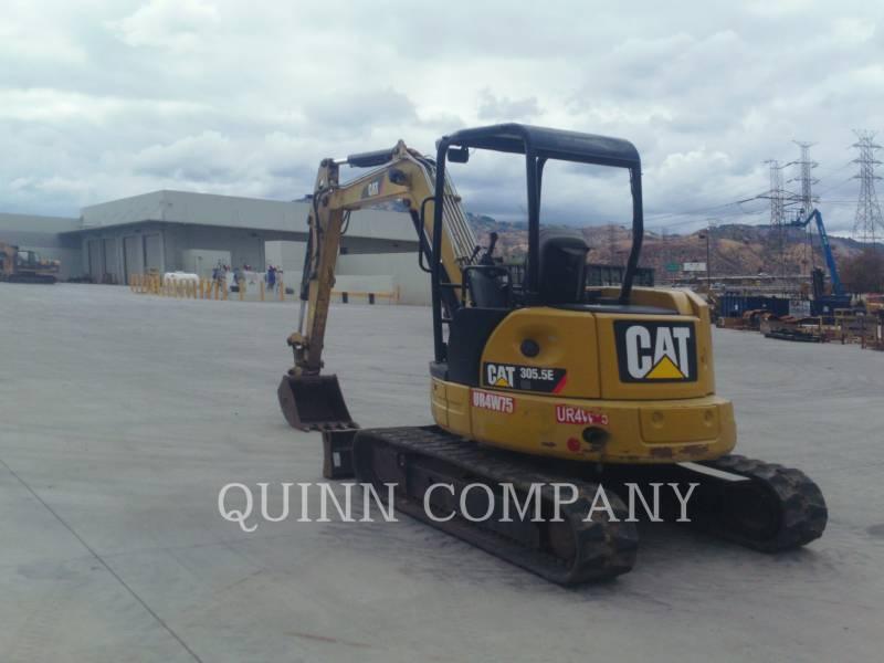CATERPILLAR トラック油圧ショベル 305.5ECR equipment  photo 7
