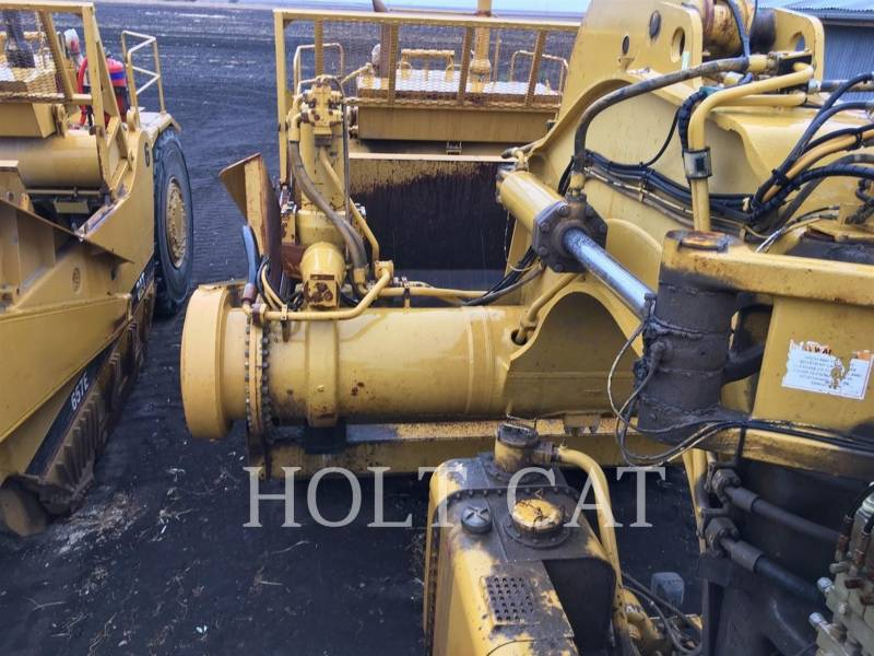 CATERPILLAR SCHÜRFZÜGE 657E equipment  photo 7