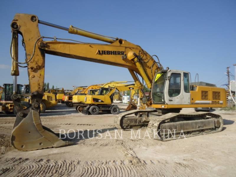 LIEBHERR MINING SHOVEL / EXCAVATOR R954C equipment  photo 3