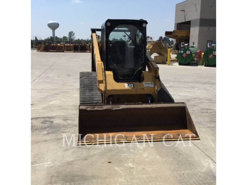 CATERPILLAR CARGADORES MULTITERRENO 287D AQ equipment  photo 7