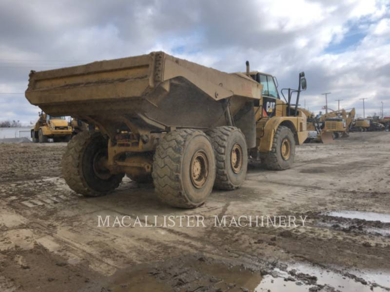CATERPILLAR CAMIONES ARTICULADOS 735B equipment  photo 3