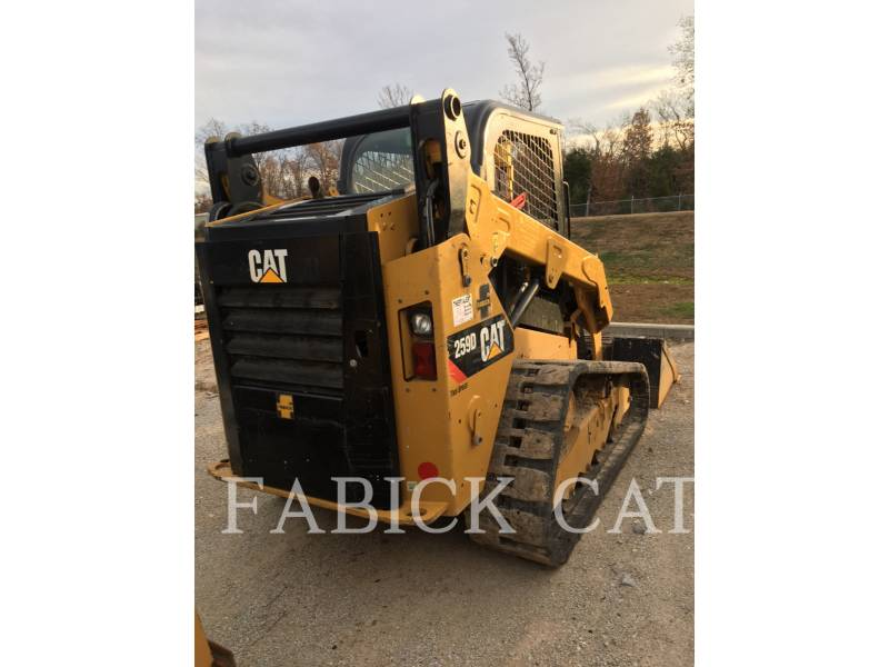 CATERPILLAR MULTI TERRAIN LOADERS 259D C1H2 equipment  photo 2
