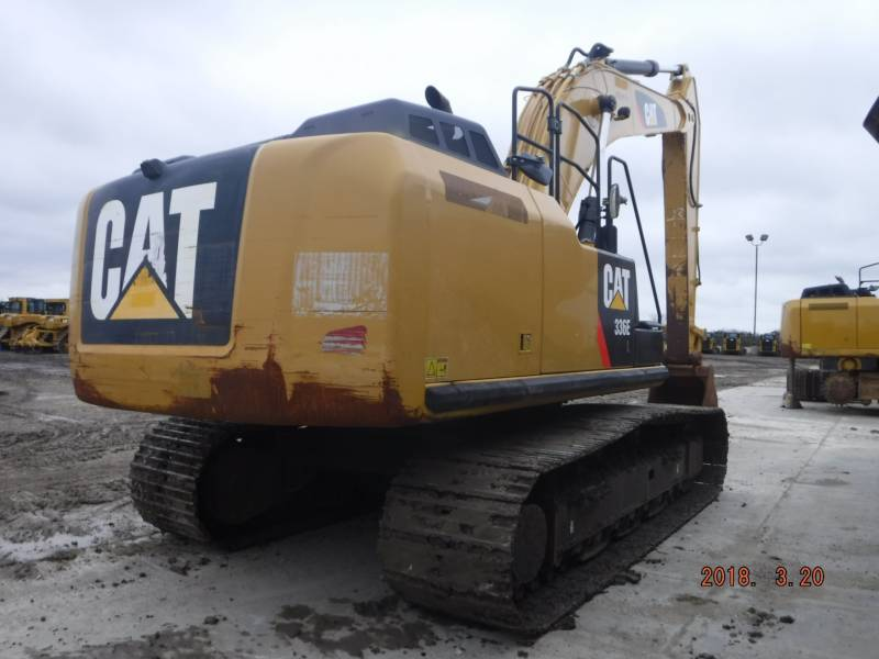 CATERPILLAR EXCAVADORAS DE CADENAS 336EL equipment  photo 3