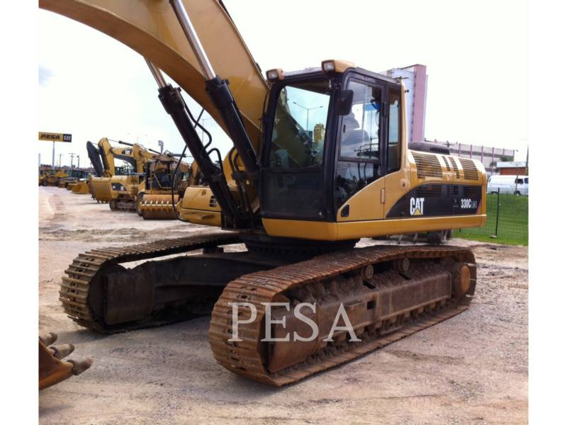CATERPILLAR トラック油圧ショベル 330CL equipment  photo 2