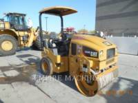 Equipment photo CATERPILLAR CC34B 组合式压路机 1