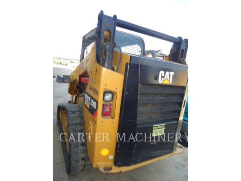 CATERPILLAR SKID STEER LOADERS 259D CYN equipment  photo 4