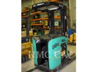 Equipment photo MITSUBISHI FORKLIFTS ESR15N-36V_MT ELEVATOARE CU FURCĂ 1