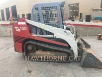 TAKEUCHI MFG. CO. LTD. SKID STEER LOADERS TL130 SSL equipment  photo 4