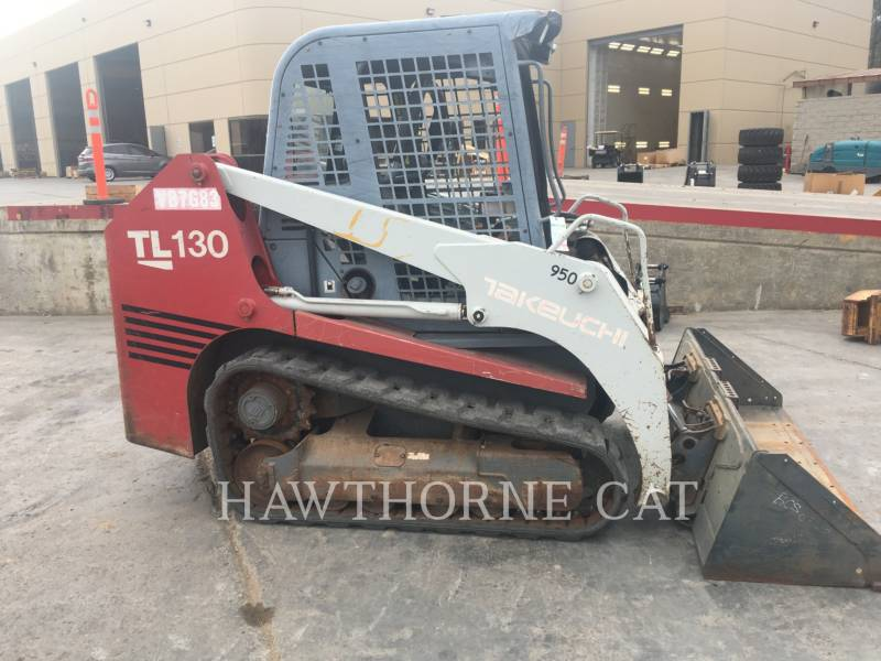 TAKEUCHI MFG. CO. LTD. KOMPAKTLADER TL130 SSL equipment  photo 4