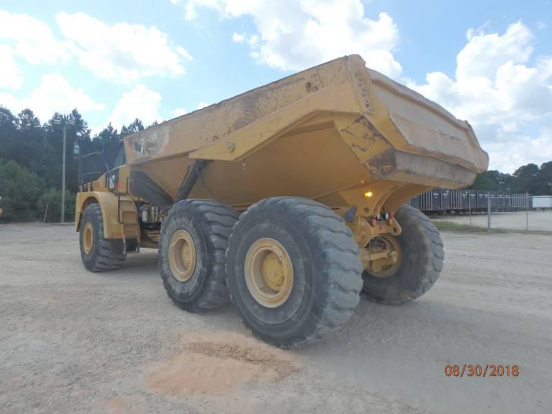 CATERPILLAR KNIKGESTUURDE TRUCKS 745 C equipment  photo 4