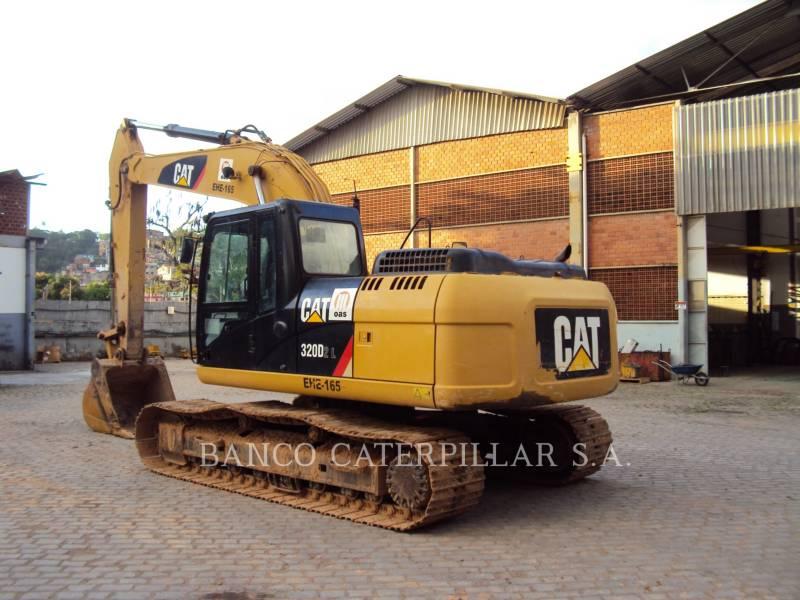 CATERPILLAR RUPSGRAAFMACHINES 320D2L equipment  photo 4