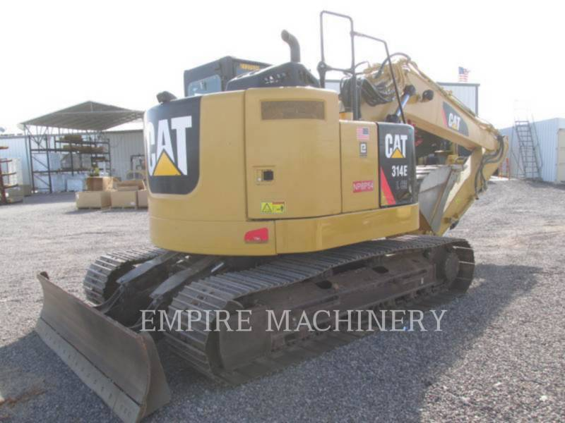 CATERPILLAR TRACK EXCAVATORS 314E LCR P equipment  photo 2