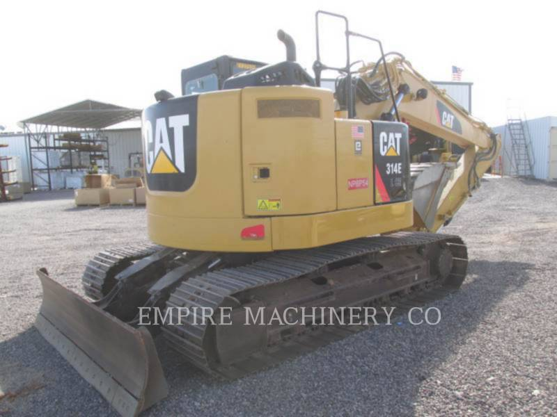 CATERPILLAR KETTEN-HYDRAULIKBAGGER 314E LCR P equipment  photo 2