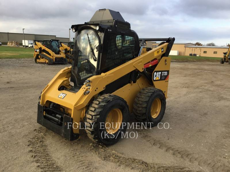 CATERPILLAR MINICARGADORAS 272D2XHP2C equipment  photo 1
