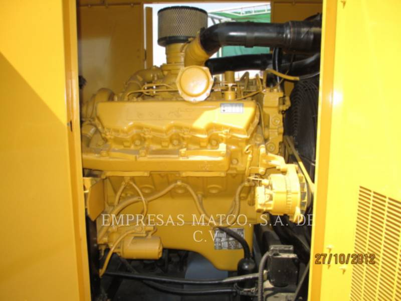 CATERPILLAR STATIONARY GENERATOR SETS 3208 equipment  photo 8