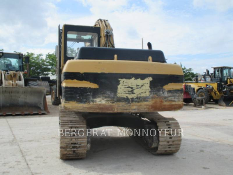 CATERPILLAR PELLES SUR CHAINES 318B equipment  photo 11
