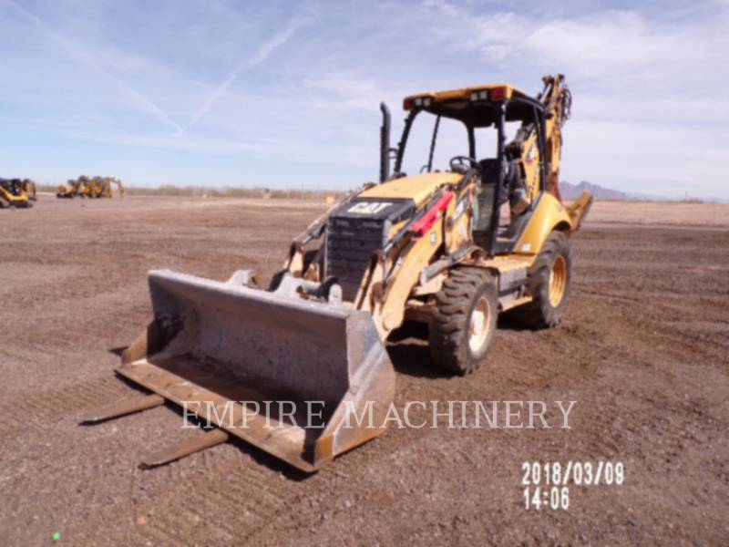 CATERPILLAR BACKHOE LOADERS 420FIT equipment  photo 1