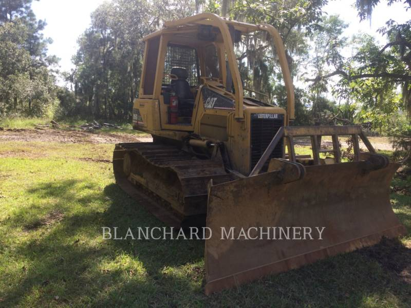 CATERPILLAR KETTENDOZER D5GLGP equipment  photo 1
