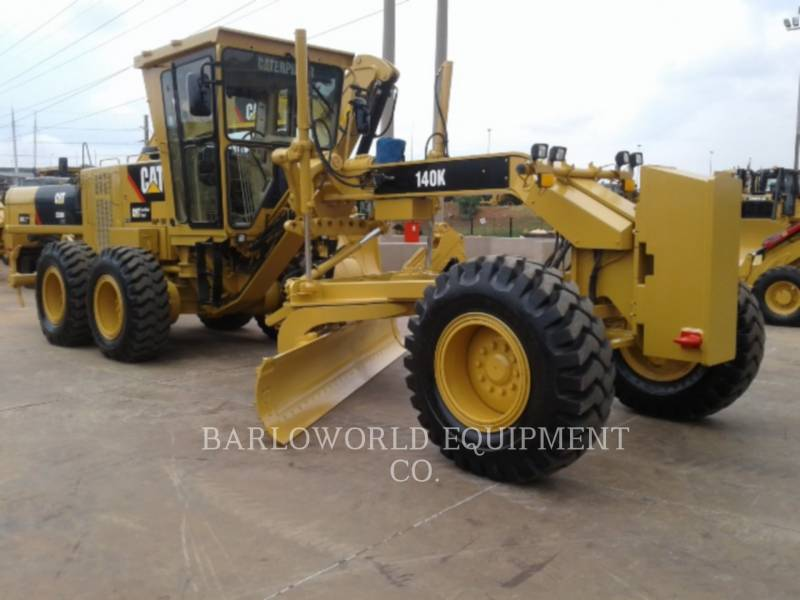 CATERPILLAR RÓWNIARKI SAMOBIEŻNE 140 K equipment  photo 5