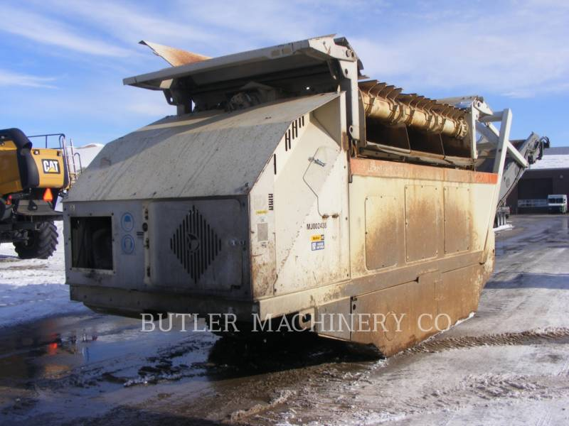 METSO CRIBLES ST171 equipment  photo 3