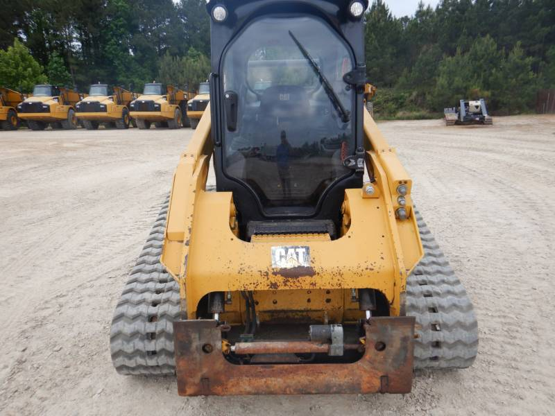 CATERPILLAR MULTI TERRAIN LOADERS 289 D equipment  photo 4