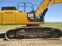 CATERPILLAR TRACK EXCAVATORS 349E LVG equipment  photo 9
