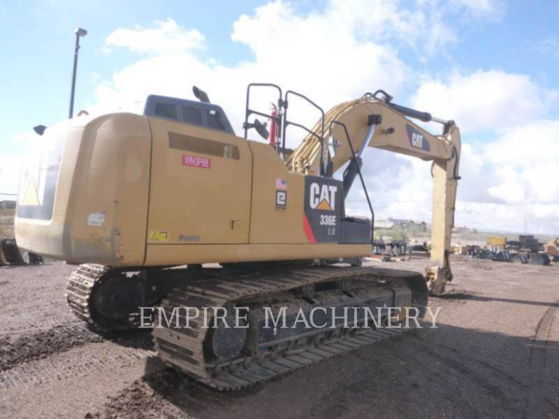 CATERPILLAR PELLES SUR CHAINES 336ELH equipment  photo 2