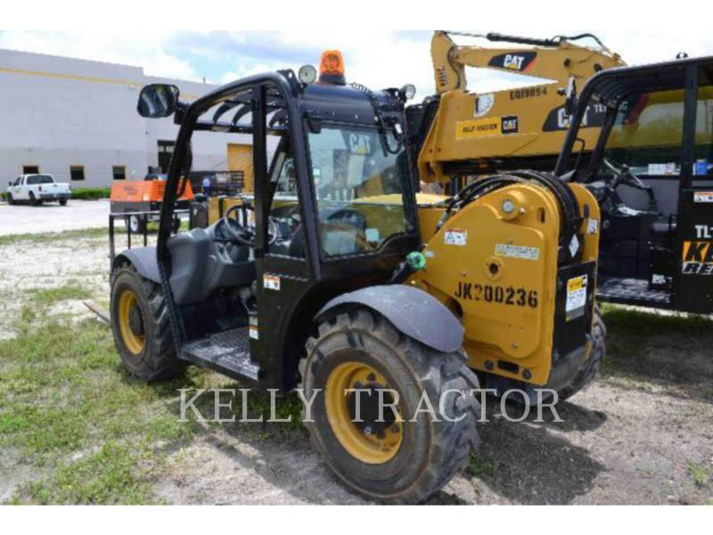 CATERPILLAR TELEHANDLER TH255C equipment  photo 2