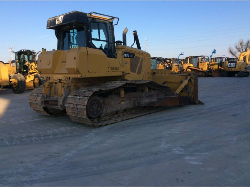 CATERPILLAR TRACK TYPE TRACTORS D7ELGP equipment  photo 24