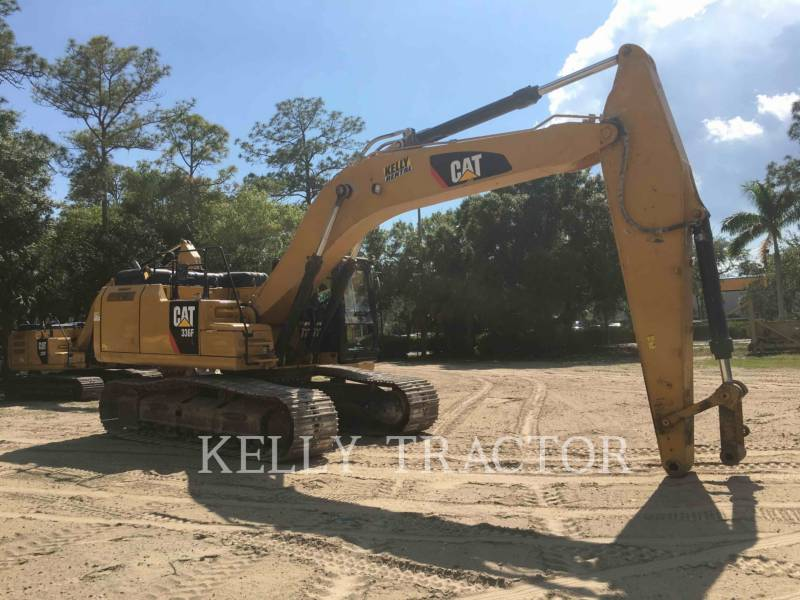 CATERPILLAR EXCAVADORAS DE CADENAS 336FL equipment  photo 9