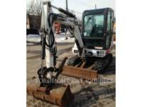 Equipment photo BOBCAT 325 KETTEN-HYDRAULIKBAGGER 1