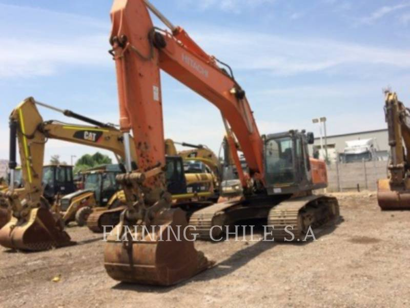 HITACHI EXCAVADORAS DE CADENAS 350LC 3 equipment  photo 1