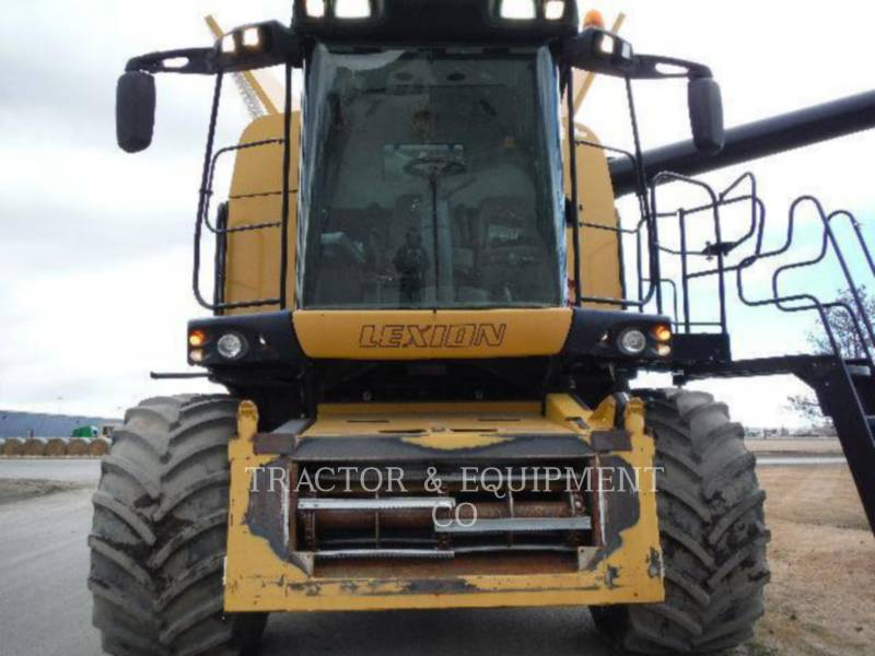 LEXION COMBINE COMBINADOS LX580R equipment  photo 10