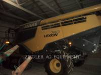 Equipment photo LEXION COMBINE 740TT COMBINES 1