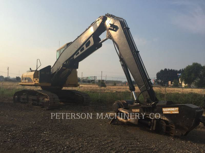 CATERPILLAR CARICATORE DI TRONCHI 330DFMLL equipment  photo 3