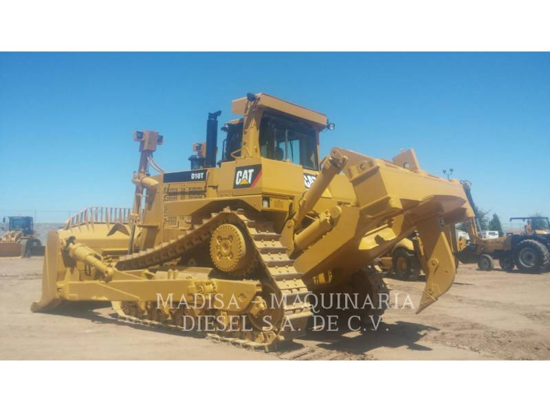 CATERPILLAR TRATOR DE ESTEIRAS DE MINERAÇÃO D10T equipment  photo 3