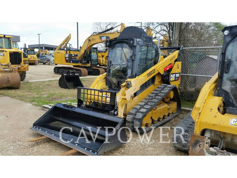 CATERPILLAR CARGADORES MULTITERRENO 299 D equipment  photo 1
