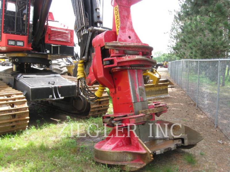 TIMBERPRO FORESTRY - FELLER BUNCHERS - TRACK TL735B equipment  photo 2