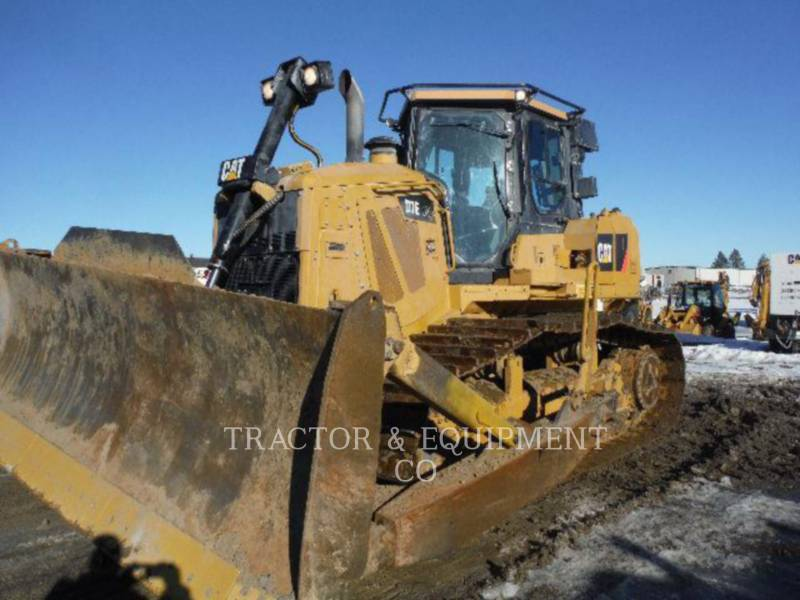 CATERPILLAR TRACK TYPE TRACTORS D7E LGP equipment  photo 2