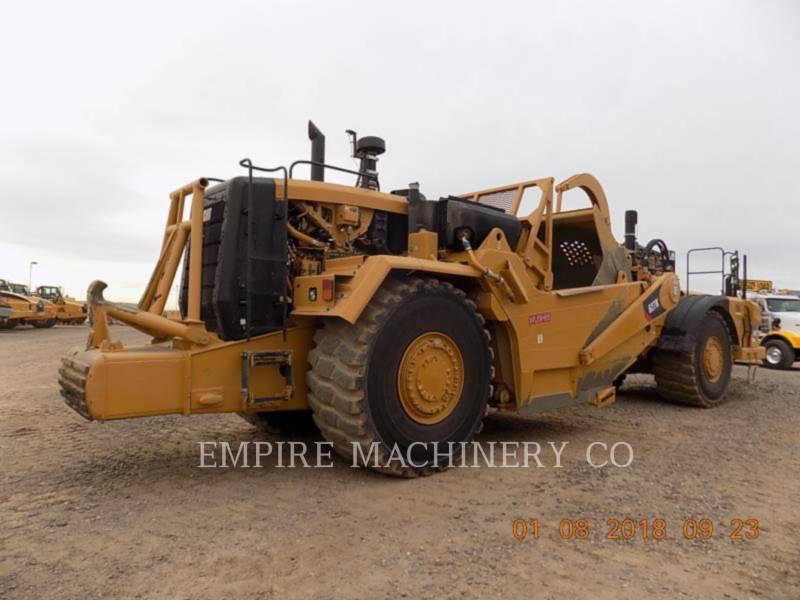 CATERPILLAR ホイール・トラクタ・スクレーパ 627K equipment  photo 2
