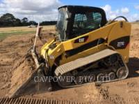 Equipment photo CATERPILLAR 277C MULTI TERRAIN LOADERS 1