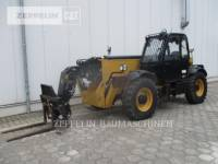 Equipment photo CATERPILLAR TH417C ŁADOWARKI TELESKOPOWE 1