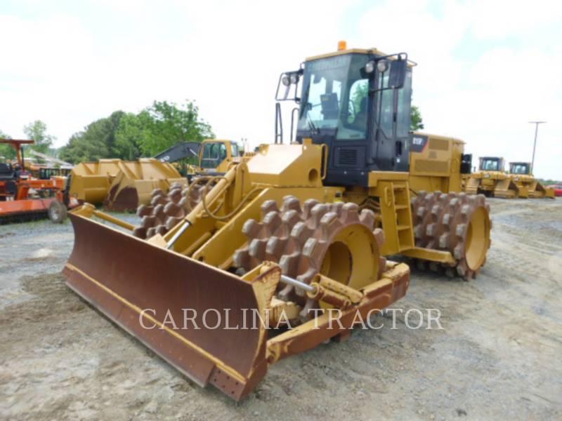 Caterpillar COMPACTOARE 815F2 equipment  photo 1