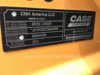 CASE SKID STEER LOADERS SR250 equipment  photo 5