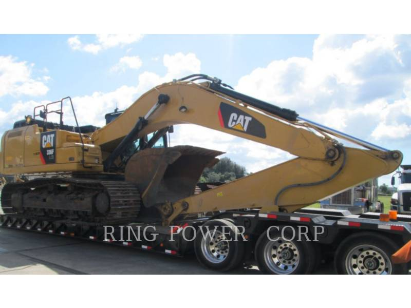 CATERPILLAR ESCAVATORI CINGOLATI 336FLXE equipment  photo 2