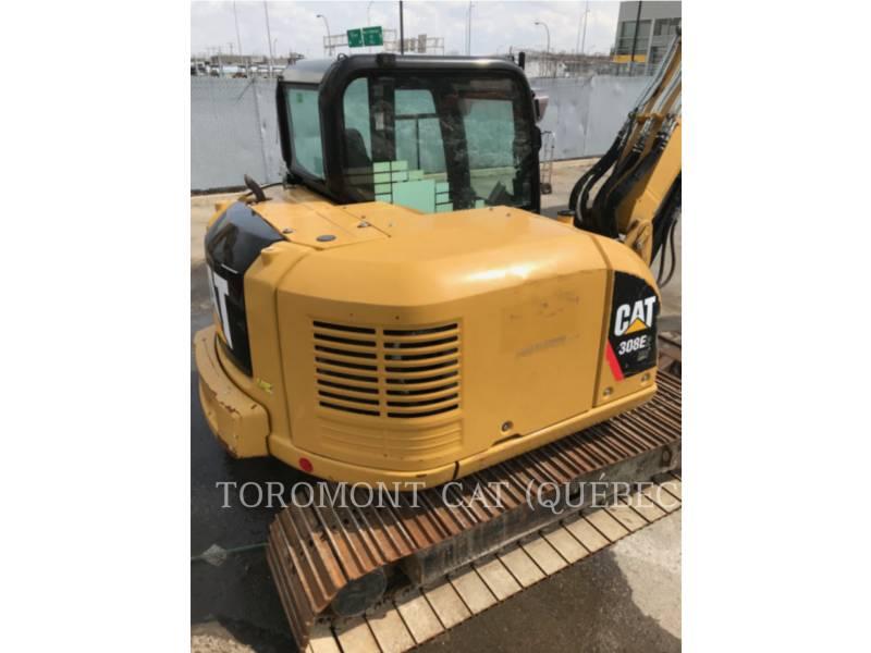 CATERPILLAR TRACK EXCAVATORS 308E2 CR equipment  photo 4